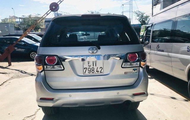 Cần bán lại xe Toyota Fortuner sản xuất năm 2016 còn mới4