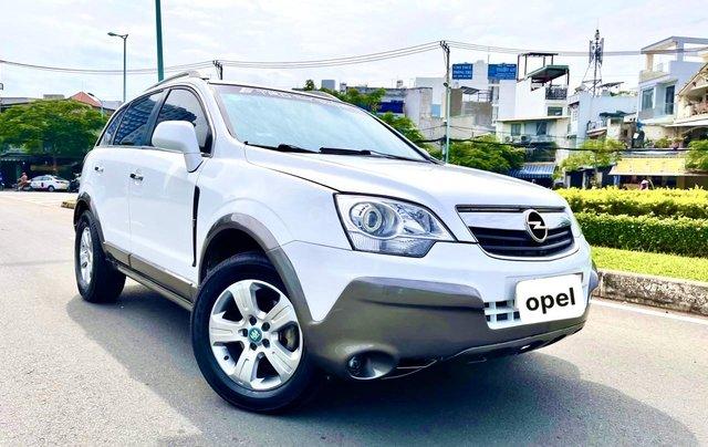 Opel Antara nhập Đức 2008 hai cầu số sàn, full đủ đồ chơi không thiếu món nào1