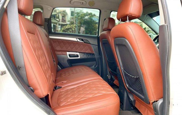 Opel Antara nhập Đức 2008 hai cầu số sàn, full đủ đồ chơi không thiếu món nào8