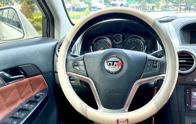 Opel Antara nhập Đức 2008 hai cầu số sàn, full đủ đồ chơi không thiếu món nào4