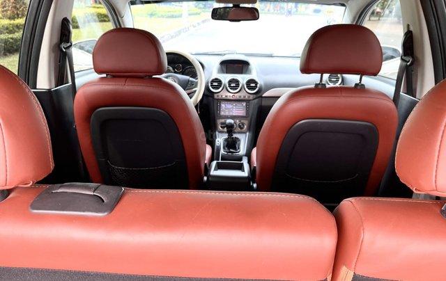 Opel Antara nhập Đức 2008 hai cầu số sàn, full đủ đồ chơi không thiếu món nào5
