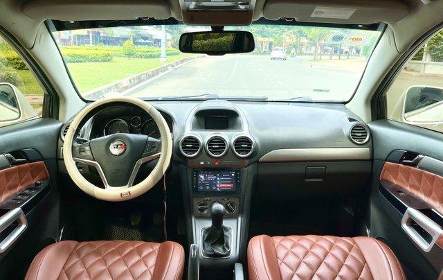 Opel Antara nhập Đức 2008 hai cầu số sàn, full đủ đồ chơi không thiếu món nào7