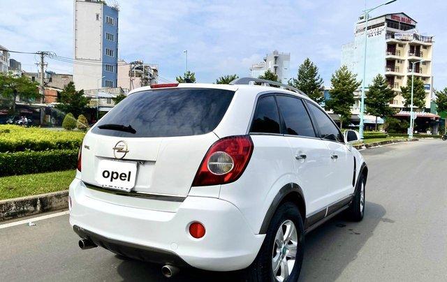 Opel Antara nhập Đức 2008 hai cầu số sàn, full đủ đồ chơi không thiếu món nào3