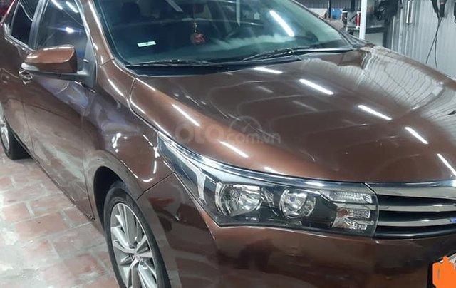 Cần bán Toyota Corolla Altis 2016 1.8G số tự động0