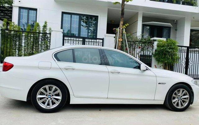 Cần bán xe BMW 520i đời 2014, màu trắng2