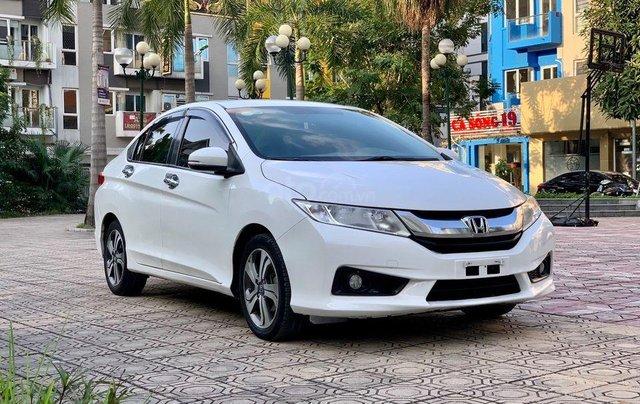 Bán nhanh Honda City đời 2017, số tự động, biển TP0