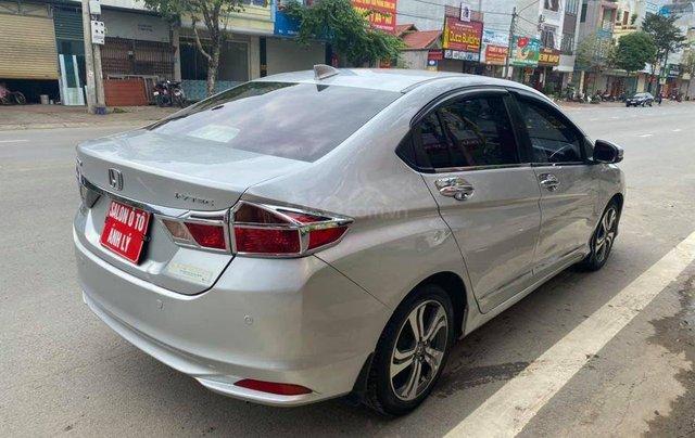 Cần bán xe Honda City đời 2016, màu bạc, số tự động0