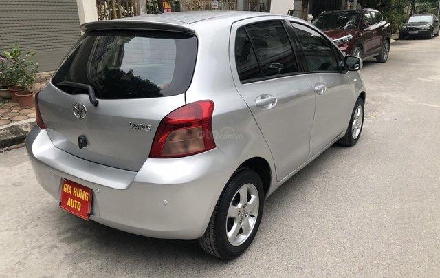 Gia Hưng Auto bán xe Toyota Yaris 1.3AT sx 2007 nhập khẩu Nhật Bản1