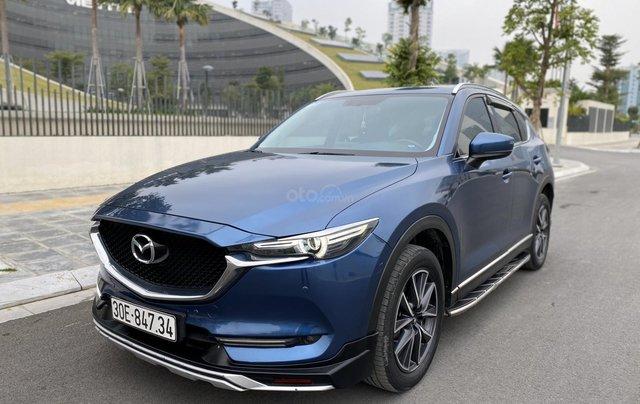 Bán nhanh Mazda CX5 2017, ĐK 20181