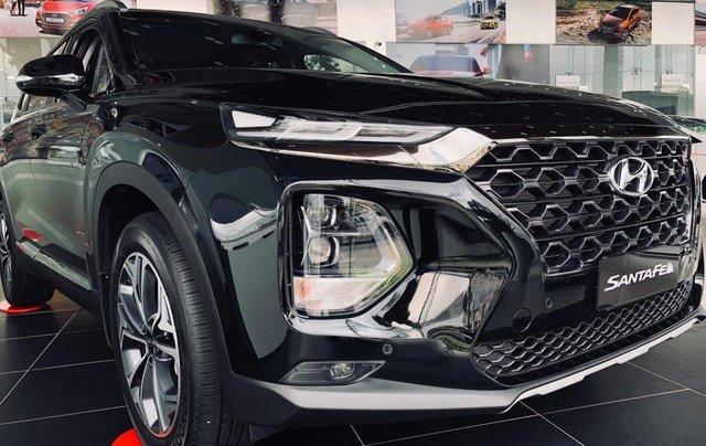 [TP HCM] Hyundai Santafe dầu cao cấp 2020 tặng 100% thuế trước bạ và kèm theo phụ kiện hấp dẫn, xe đủ màu giao ngay1