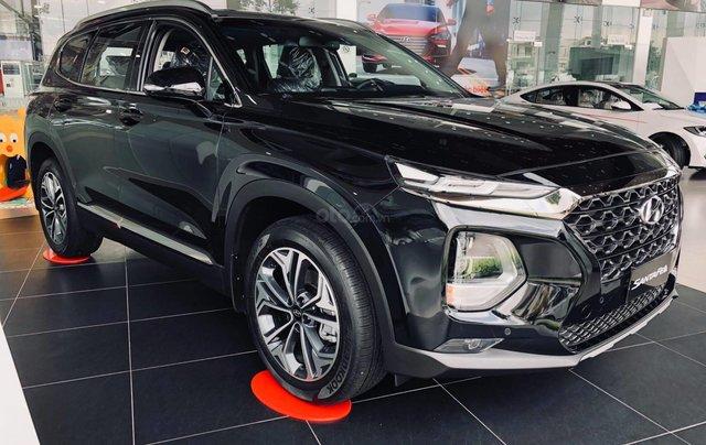 [TP HCM] Hyundai Santafe dầu cao cấp 2020 tặng 100% thuế trước bạ và kèm theo phụ kiện hấp dẫn, xe đủ màu giao ngay2