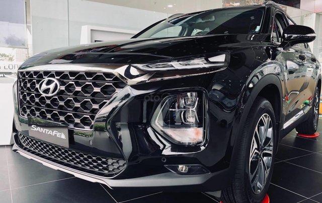 [TP HCM] Hyundai Santafe dầu cao cấp 2020 tặng 100% thuế trước bạ và kèm theo phụ kiện hấp dẫn, xe đủ màu giao ngay3