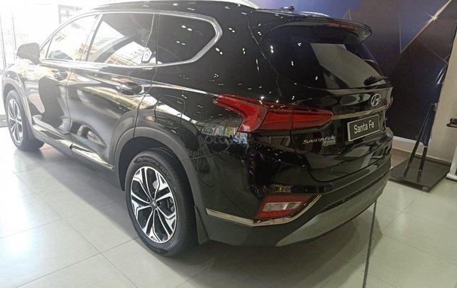 [TP HCM] Hyundai Santafe dầu cao cấp 2020 tặng 100% thuế trước bạ và kèm theo phụ kiện hấp dẫn, xe đủ màu giao ngay5