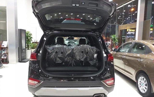 [TP HCM] Hyundai Santafe dầu cao cấp 2020 tặng 100% thuế trước bạ và kèm theo phụ kiện hấp dẫn, xe đủ màu giao ngay6