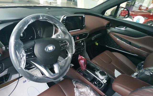 [TP HCM] Hyundai Santafe dầu cao cấp 2020 tặng 100% thuế trước bạ và kèm theo phụ kiện hấp dẫn, xe đủ màu giao ngay7