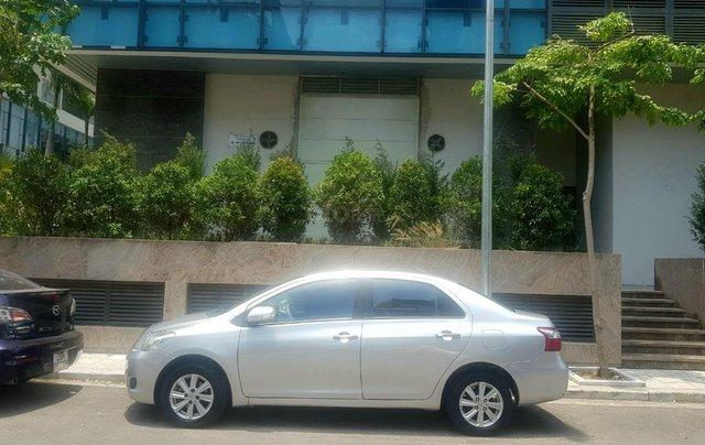 Bán Vios màu bạc bản E 2011, xe chỉ 1 chủ đi lại quanh phố, không kinh doanh, nôi thất rất mới2