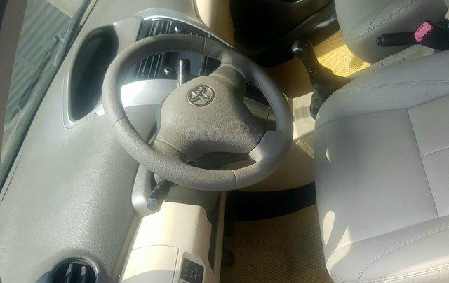 Bán Vios màu bạc bản E 2011, xe chỉ 1 chủ đi lại quanh phố, không kinh doanh, nôi thất rất mới5