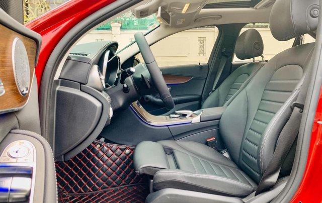 Bán Mercedes C200 Exclusive đỏ, sản xuất 2019, giá cả uy tín8