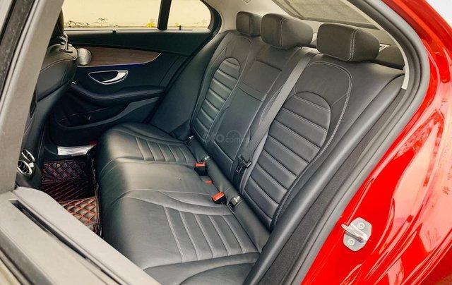 Bán Mercedes C200 Exclusive đỏ, sản xuất 2019, giá cả uy tín10