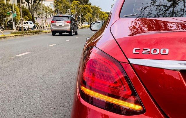 Bán Mercedes C200 Exclusive đỏ, sản xuất 2019, giá cả uy tín5