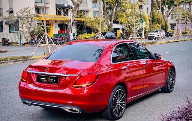 Bán Mercedes C200 Exclusive đỏ, sản xuất 2019, giá cả uy tín3