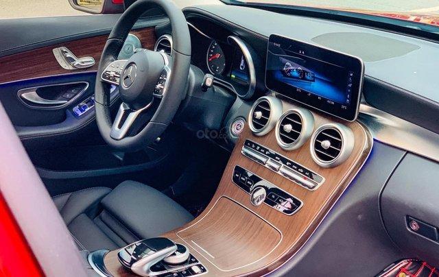 Bán Mercedes C200 Exclusive đỏ, sản xuất 2019, giá cả uy tín14