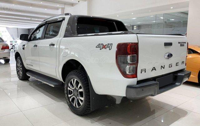 Bán xe Ford Ranger Wildtrak 3.2 SX 20174