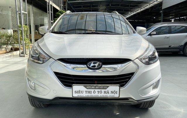 Bán xe Hyundai Tucson nhập khẩu Hàn Quốc, xe đẹp, mới đi 32.000km0