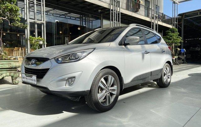 Bán xe Hyundai Tucson nhập khẩu Hàn Quốc, xe đẹp, mới đi 32.000km2
