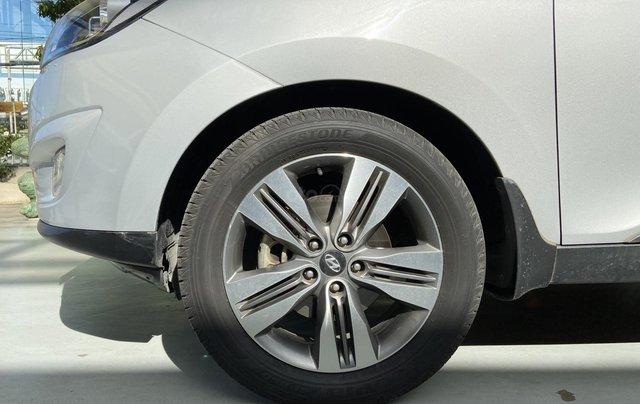 Bán xe Hyundai Tucson nhập khẩu Hàn Quốc, xe đẹp, mới đi 32.000km7