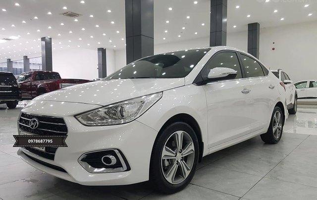Bán xe Hyundai Accent 1.4AT bản đặc biệt đời 20200