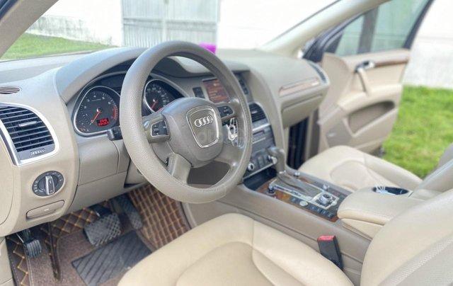 Bán Audi Q7 2010 3.0 Quattro, xe đẹp đi 59.000 km. Biển số 789 cam kết bao check hãng5