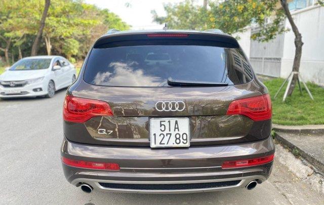 Bán Audi Q7 2010 3.0 Quattro, xe đẹp đi 59.000 km. Biển số 789 cam kết bao check hãng3