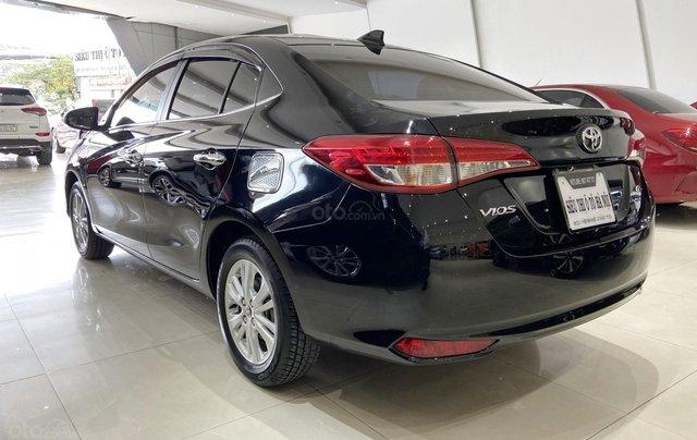 Bán xe Toyota Vios 1.5G 2018 màu đen, trả góp chỉ từ 176 triệu5
