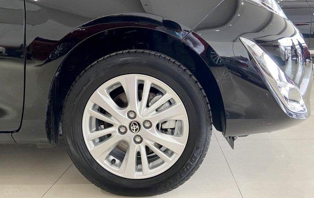 Bán xe Toyota Vios 1.5G 2018 màu đen, trả góp chỉ từ 176 triệu11