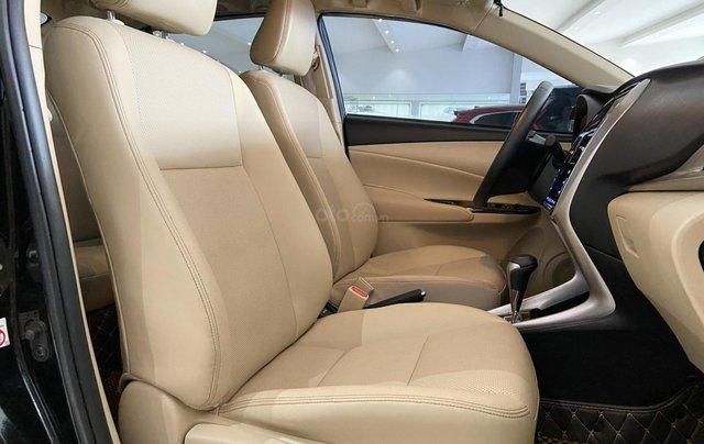 Bán xe Toyota Vios 1.5G 2018 màu đen, trả góp chỉ từ 176 triệu9