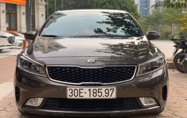 Cần bán xe Kia Cerato đời 2016, đi ít0
