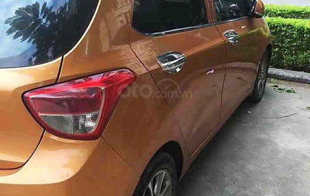 Bán ô tô Hyundai Grand i10 2014, nhập khẩu nguyên chiếc chính chủ 4