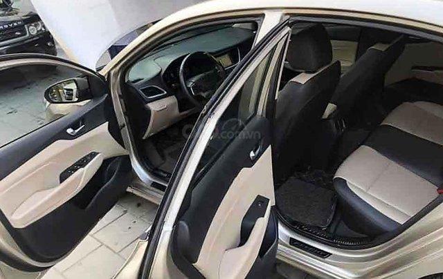 Bán ô tô Hyundai Accent sản xuất 2020, màu vàng, 546tr1