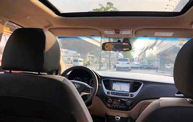 Bán ô tô Hyundai Accent sản xuất 2020, màu vàng, 546tr4
