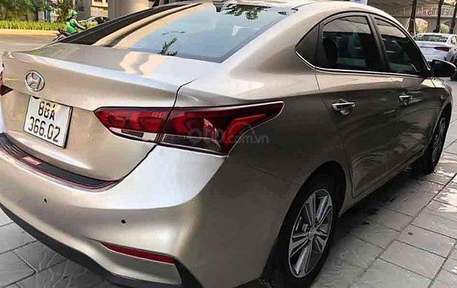 Bán ô tô Hyundai Accent sản xuất 2020, màu vàng, 546tr2