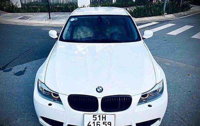 Chính chủ bán BMW 3 Series 320i năm sản xuất 2011, màu trắng, nhập khẩu1