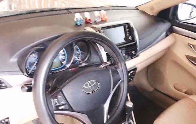 Bán Toyota Vios đời 2017, màu đen chính chủ3