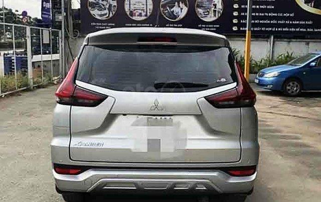 Xe Mitsubishi Xpander năm 2019, màu bạc, xe nhập số tự động, 606tr3