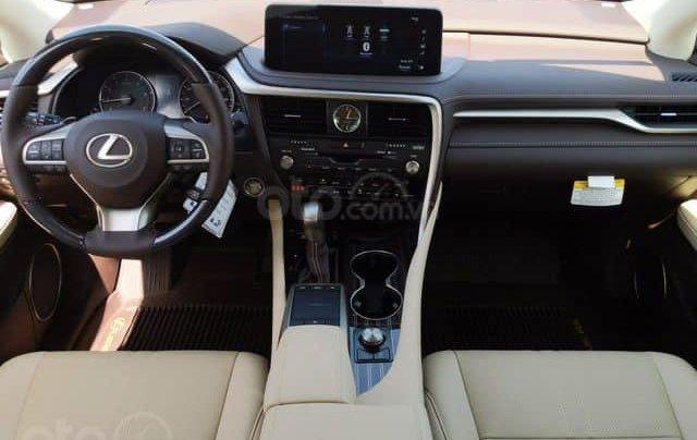 Cần bán xe Lexus Rx350 đời 2021, 5 chỗ màu đen2