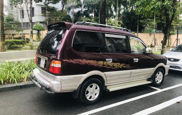 Xe Toyota Zace đời 2003, bs 61A-056781