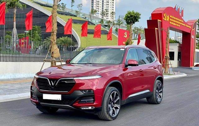 (Vinfast Phạm Văn Đồng) LUX SA 2.0 - chính sách ưu đãi đặc biệt tháng 12, nhận xe chỉ từ 127tr1