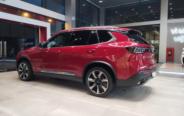 (Vinfast Phạm Văn Đồng) LUX SA 2.0 - chính sách ưu đãi đặc biệt tháng 12, nhận xe chỉ từ 127tr3