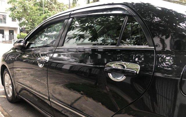 Cần bán lại xe Toyota Corolla Altis đời 2010, màu đen, nhập khẩu còn mới, 450tr3