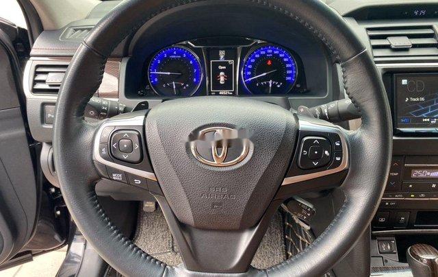 Bán ô tô Toyota Camry năm 2018, màu đen9